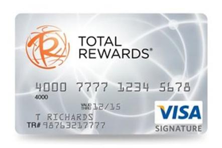 Total Rewards VISA by Comenity Bank