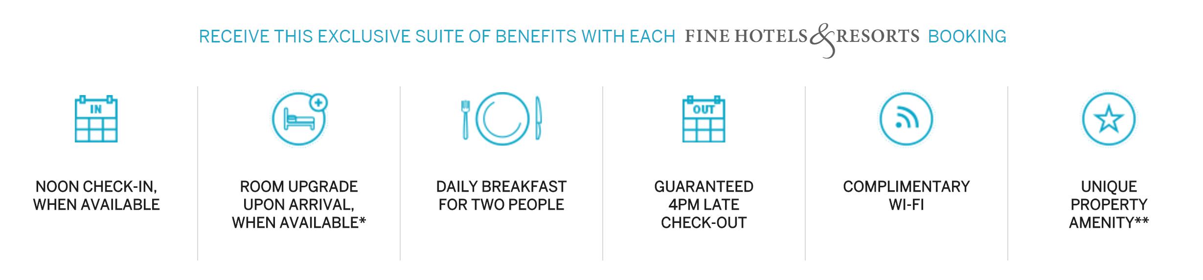 Amexfhr benefits